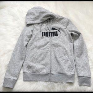 Women's Fleece Puma Hoodie